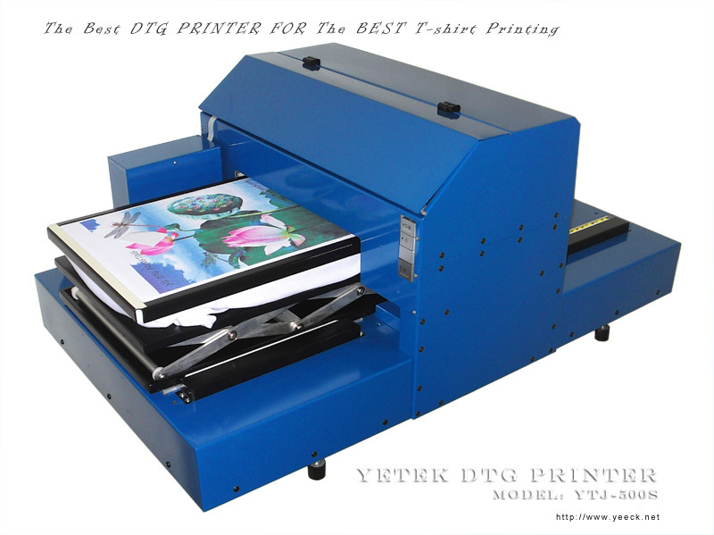 YETEK DTG Printer ȫ��T������ֱӡ��